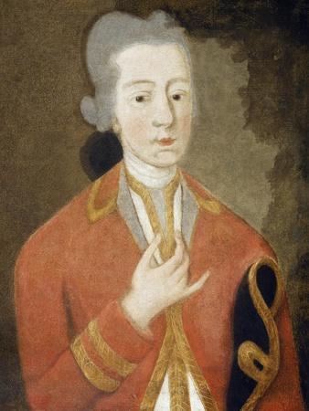 Portrait of August Carl Ditters Von Dittersdorf