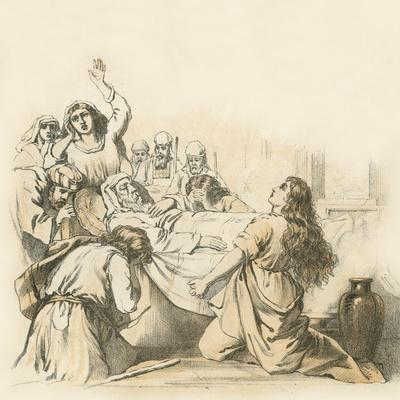 The Death of Samuel