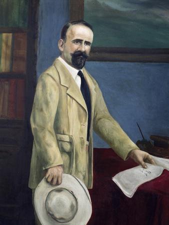 Portrait of Francisco Madero I