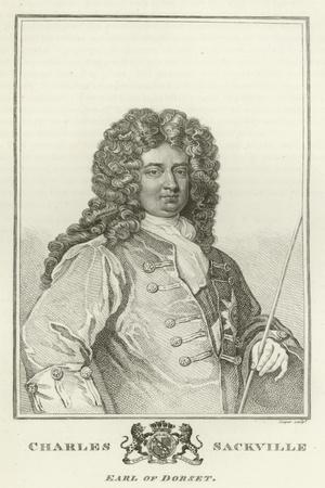 Charles Sackville, Earl of Dorset
