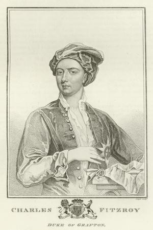 Charles Fitzroy, Duke of Grafton