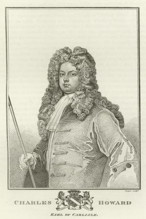 Charles Howard, Earl of Carlisle