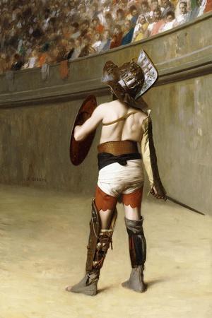 Mirmillon - a Gallic Gladiator