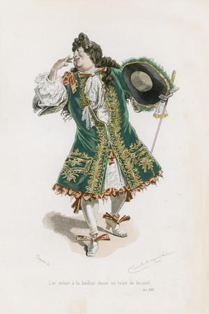 A M Morel, Docteur En Sorbonne, Satire VIII