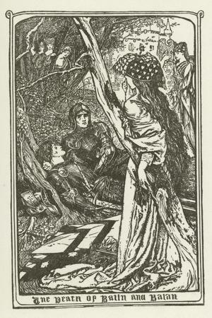 The Death of Balin and Balan