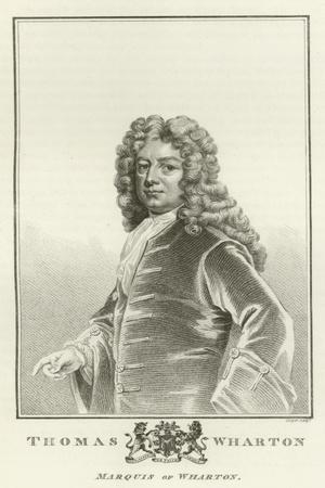 Thomas Wharton, Marquis of Wharton