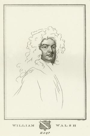 William Walsh, Esquire