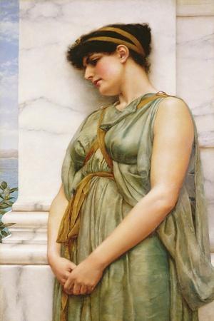 Pompeian Girl