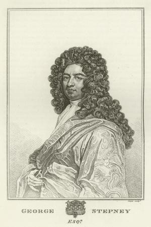 George Stepney, Esquire