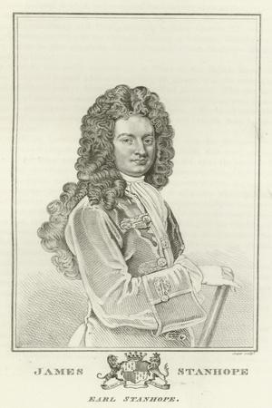 James Stanhope, Earl Stanhope