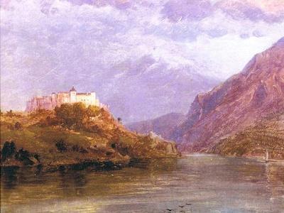 Salzburg Castle, 1868-69