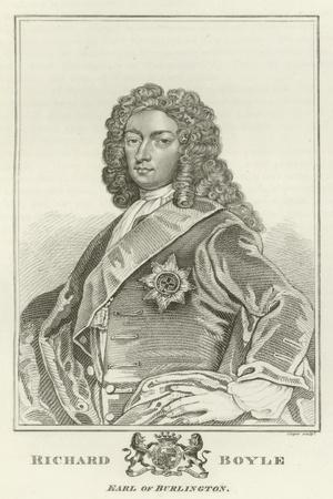 Richard Boyle, Earl of Burlington