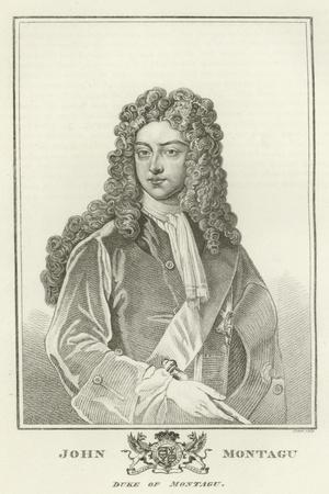 John Montagu, Duke of Montagu