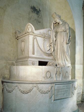 Monument to Vittorio Alfieri
