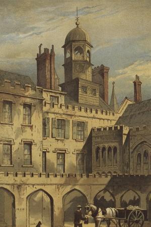 Chapel and Hall, Lincoln's Inn