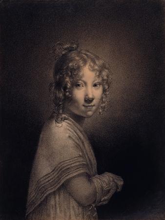 Portrait of a Girl, Half-Length