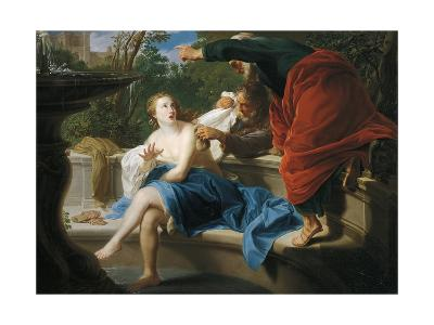 Chaste Susanna, 1751