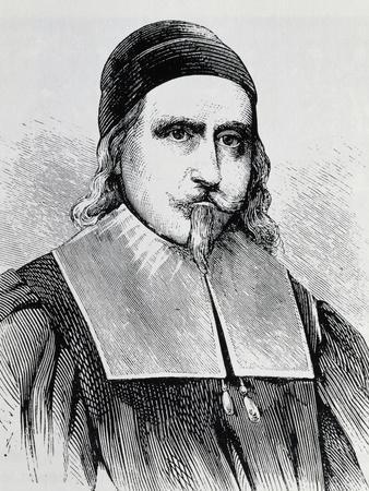 Portrait of John Endicot