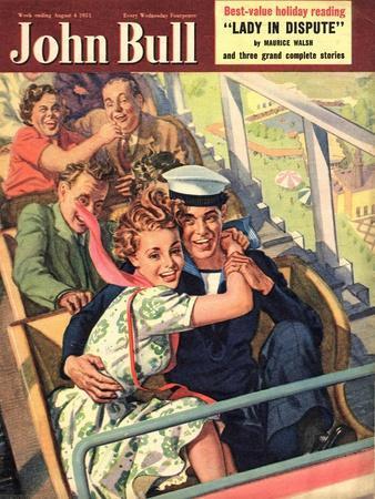Front Cover of 'John Bull', August 1951