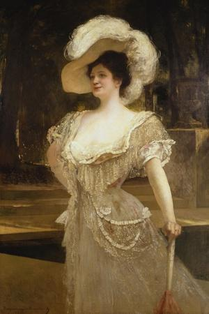 A Portrait of Mrs, 1901