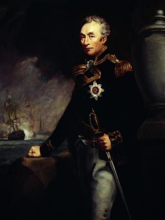 Portrait of Sir Thomas Graves