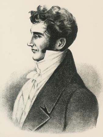 Portrait of Ivan Ivanovich Kozlov