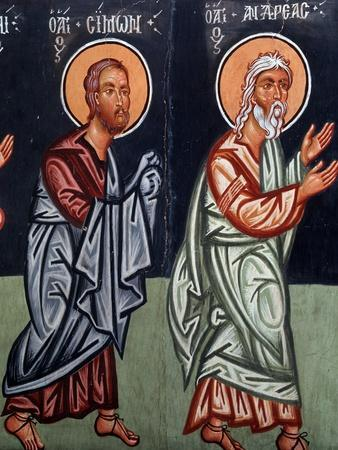 St Simon and St Andrew, 1494