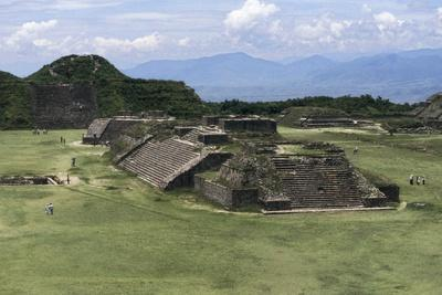 Building, Archaeological Site of Monte Alban