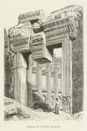 Temple of Jupiter, Palmyra