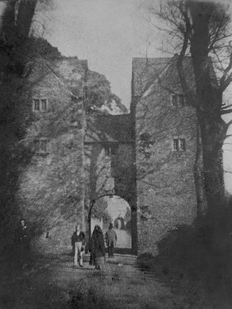 A Gateway at Lismore Castle, C.1853
