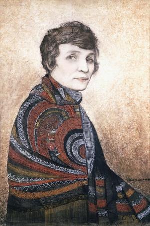 Portrait of Louise Boulanger
