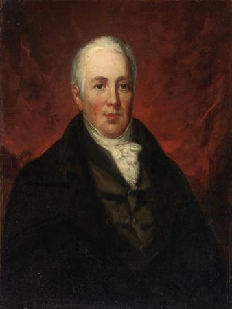 Portrait of James Longsdon