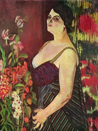 Portrait of Madame Coquiot, 1918