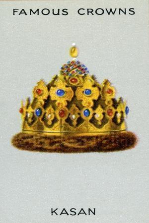 Crown of Kasan, 1938