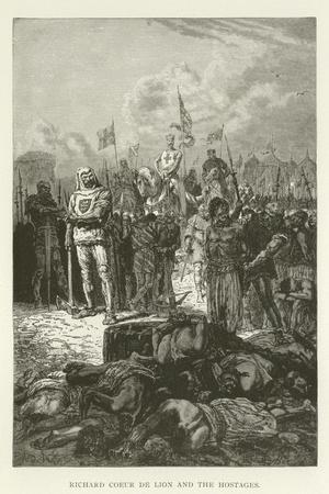 Richard Coeur De Lion and the Hostages