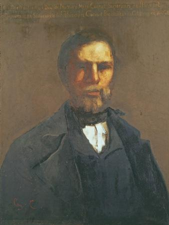 Portrait of Theodore Cuenot, 1847