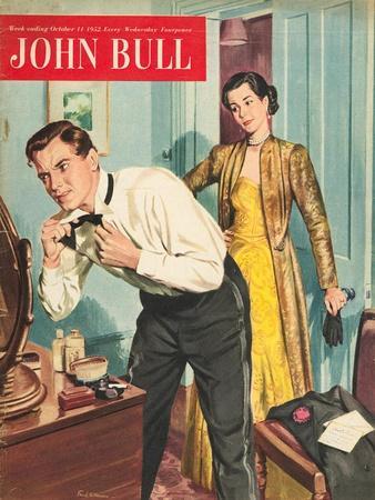 Front Cover of 'John Bull', October 1953