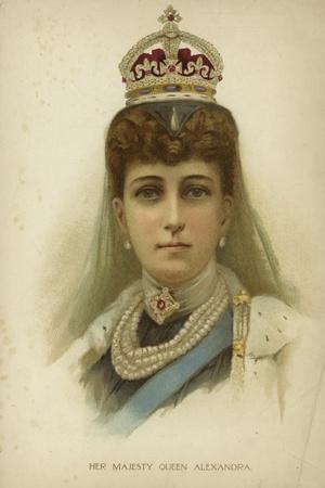 Her Majesty Queen Alexandra