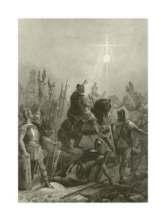 Conversion of the Emperor Constantine, 312
