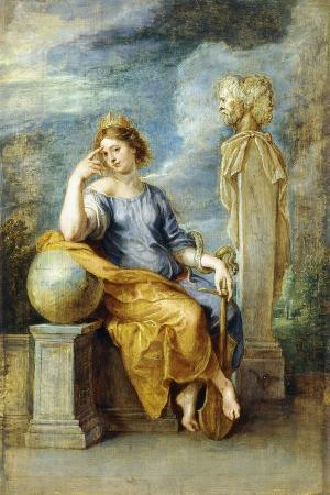 An Allegory of Prudence