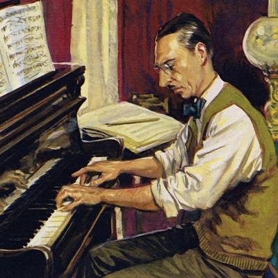 Stravinsky Had Some Lessons from Rimsky-Korsakov
