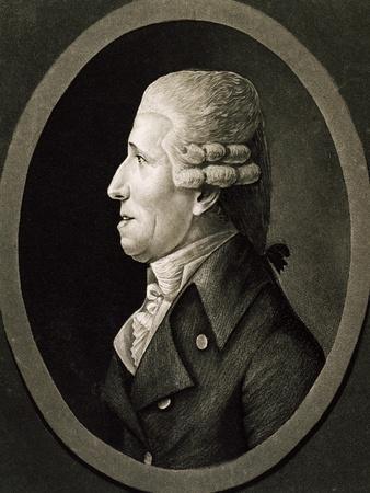 Profile of Franz Joseph Haydn