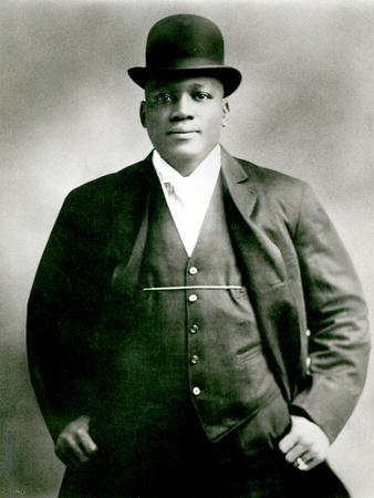 Jack Johnson, 1911