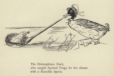 The Dolomphious Duck