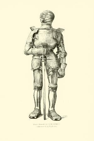 German 'Maximilian' Suit of Armour