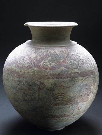 Ceramic Falisco Vase