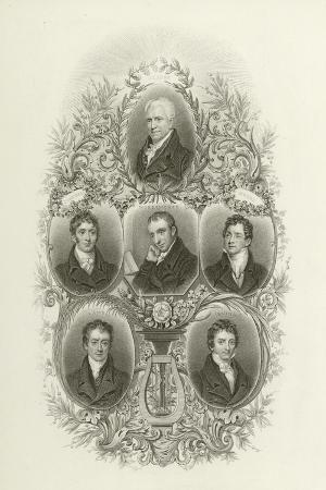 Crabbe, Campbell, Wordsworth, Moore, Lamb, Irving