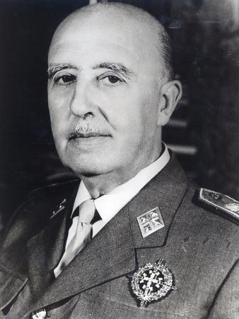 Francisco Franco, 1960s