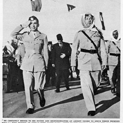 King Hussein