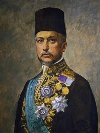 Portrait of Said Halim Pasha